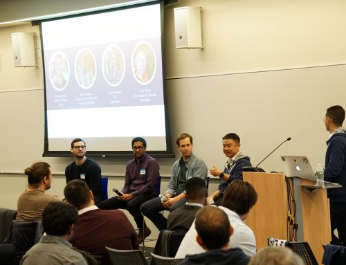 Meet-up Recap: Enterprise Blockchain, Latest STRATO Features, Panel Discussion
