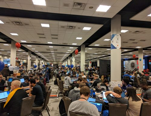 BlockApps STRATO Takes Off At American Airlines HackWars 2018