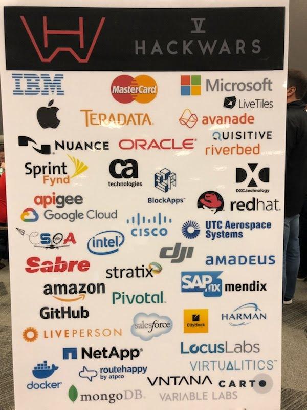 BlockApps Enterprise Blockchain Hackathon Logo